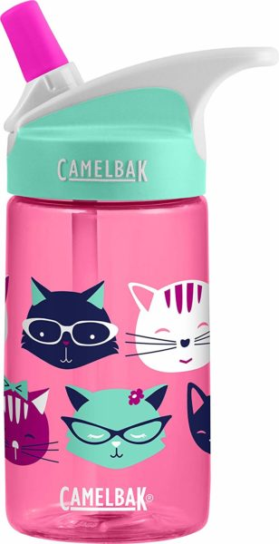 CamelBak Meow Kids Water Bottle