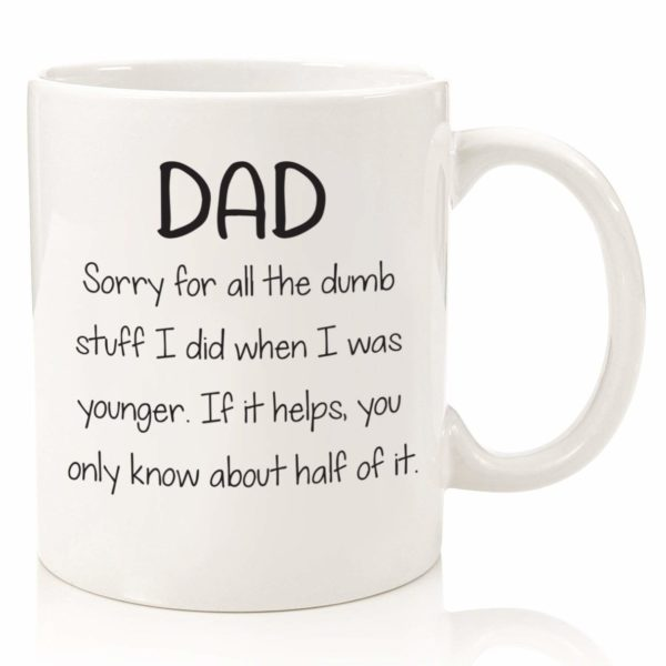 Apology to Dad Mug