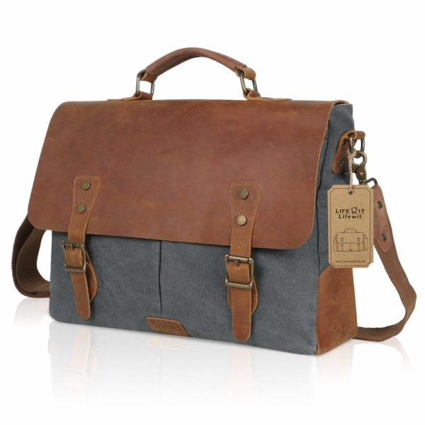 Lifewit Messenger Bag