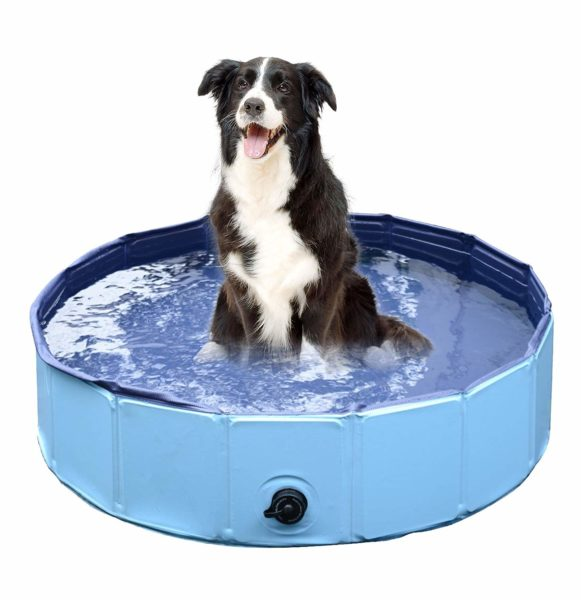 Jasonwell Collapsible Pet Pool