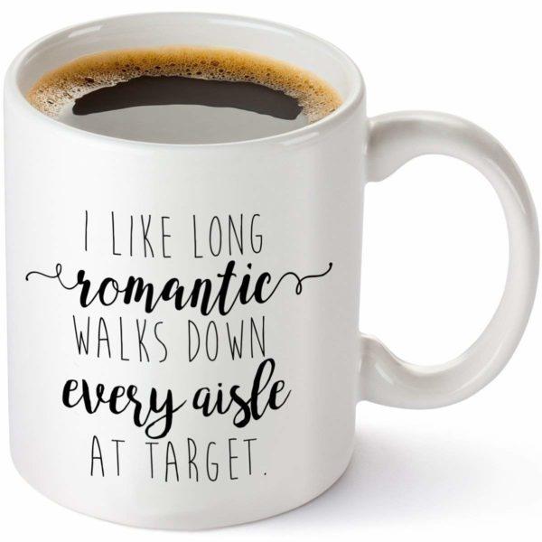 Target Appreciation Mug