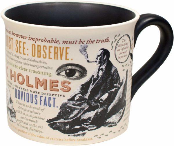 Sherlock Holmes Mug