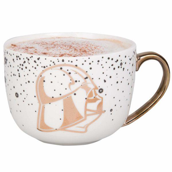 Gold Pinache Vader Latte Mug