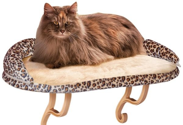 Kitty Sill Deluxe by K&H Pet Products