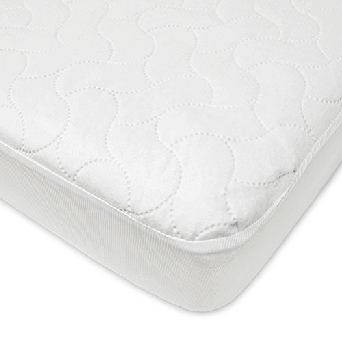 American Baby Company Waterproof Fitted Mattress Pad Cover