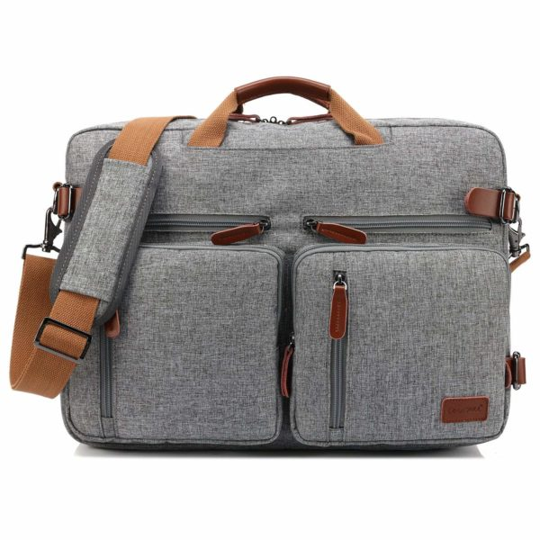 CoolBELL Convertible Backpack Messenger Bag