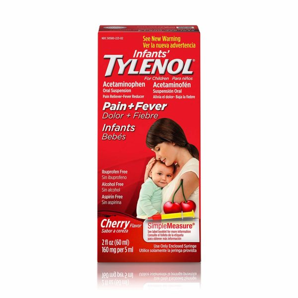 Infants' Tylenol Oral Suspension