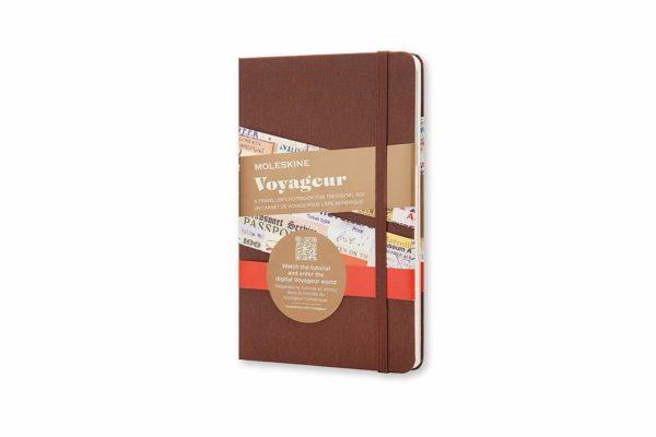 Moleskine Voyageur Journal