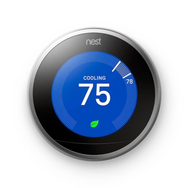Google T3007ES Nest Learning Thermostat 3rd Generation