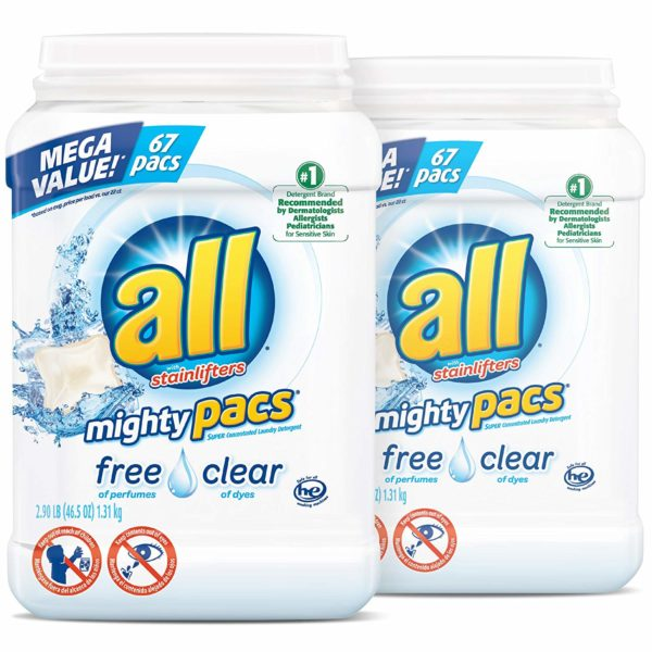 Free and Clear Detergent