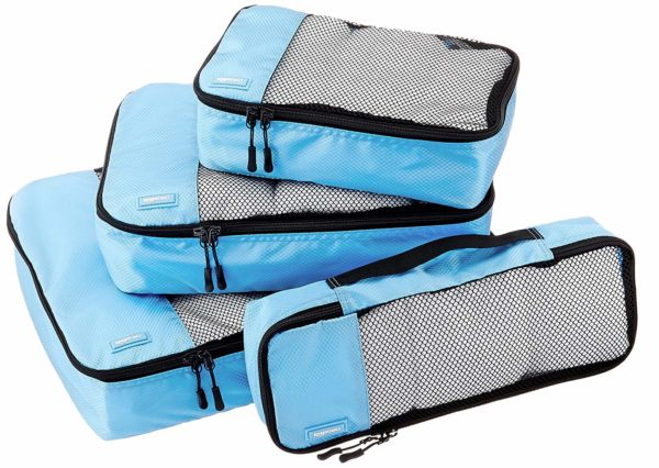 AmazonBasics Packing Cubes