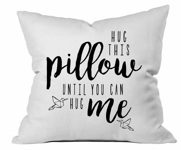 Oh, Susannah Hug This Pillow