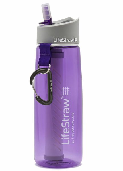 Lifestraw Water Filter Bottle
