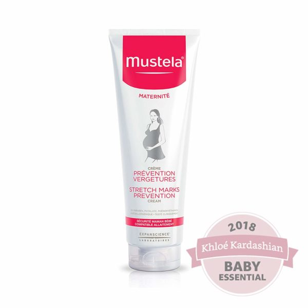 Mustela stretch mark cream