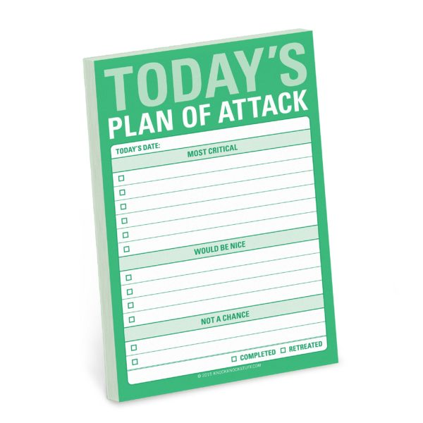 Sticky Planner by Knock Knock