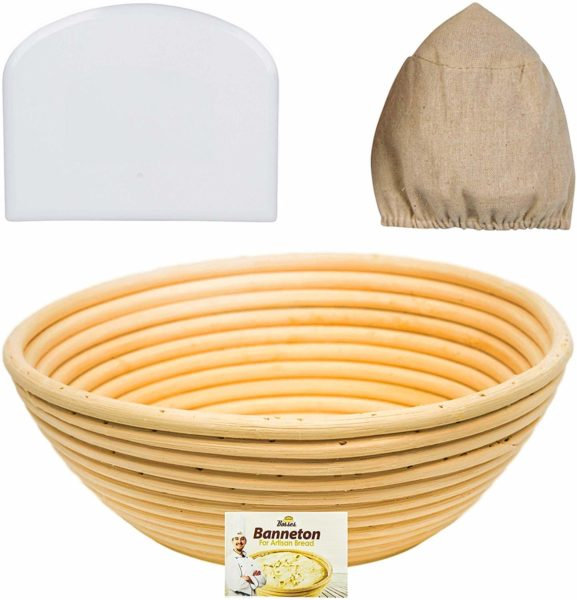 Banneton Bread Proofing Basket by Bread Bosses