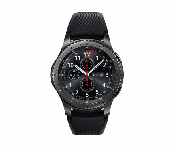 Samsung S3 Frontier Smartwatch With Bluetooth