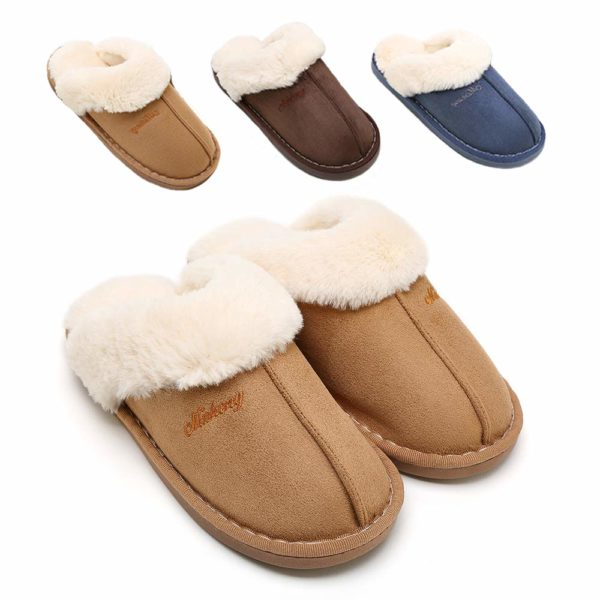 Sosushoe Fluffy Slippers