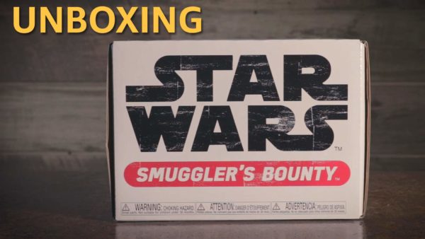 Funko Star Wars Smugglers Bounty Box