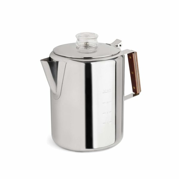 Tops 55705 Rapid Brew Stovetop Coffee Percolator