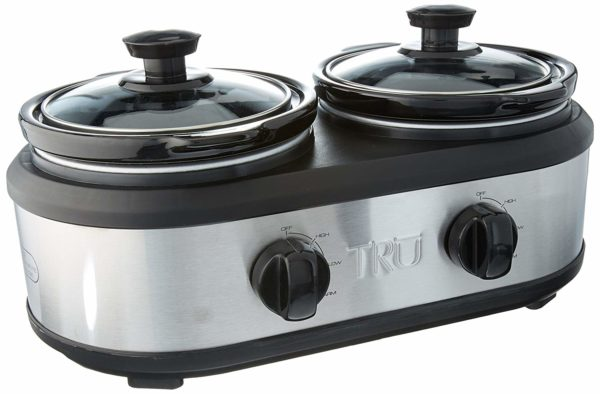 Dual Slow Cooker by Select Brands