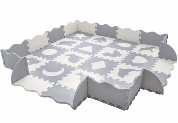 Play Mat with Fence