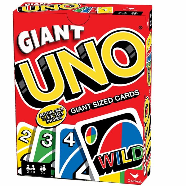 Cardinal Giant Uno Giant Game
