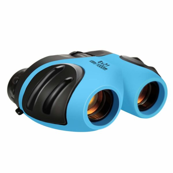 Compact Shock Proof Binoculars for Kids
