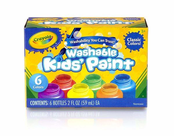 Crayola Washable Paint