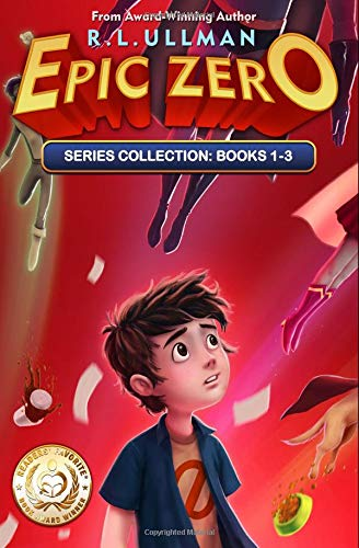 Epic Zero Series: Books 1-3