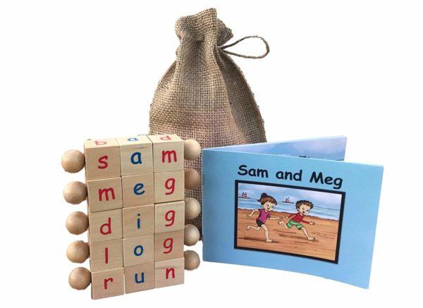 Montessori Letter Blocks