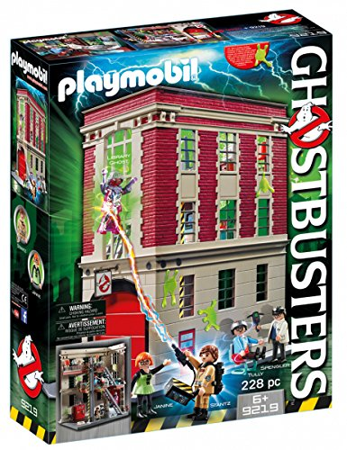 PLAYMOBIL® Ghostbusters Firehouse