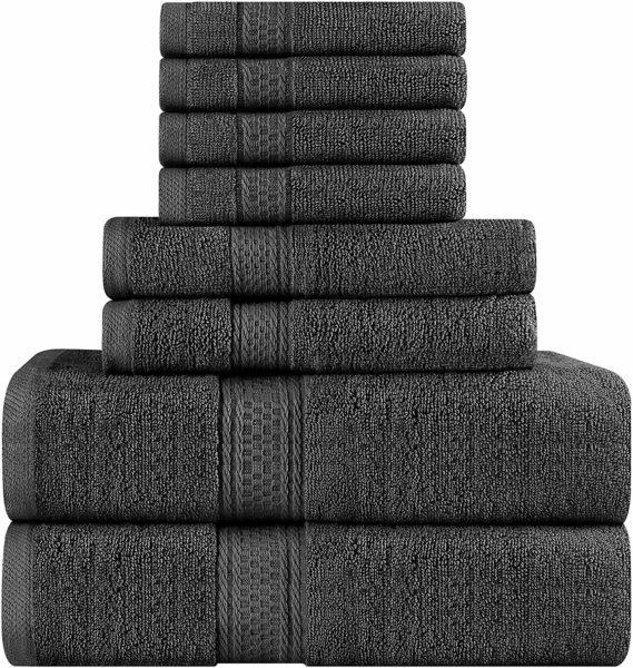 Utopia Premium Towel Set