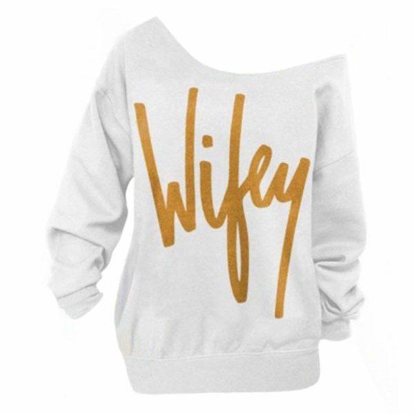 Begonia.K Wifey Shirt