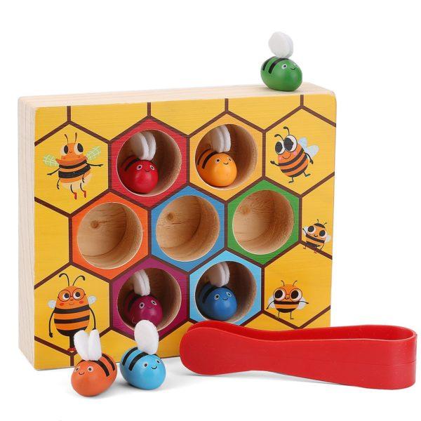 Beehive Toy Set