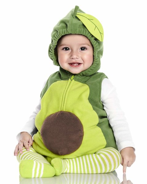 Carter's Avocado Costume