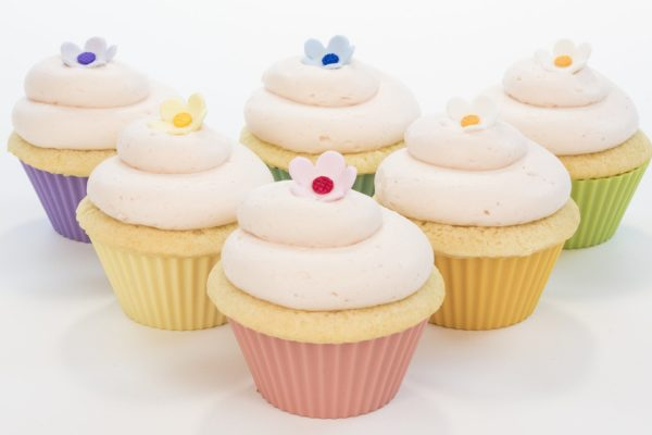 Silicone Cupcake Cups by Chambers Bay Baking Company