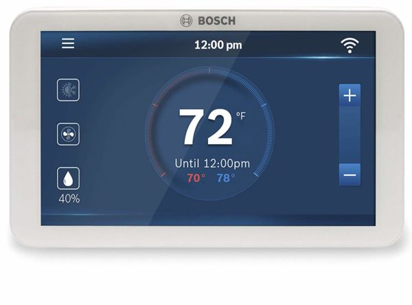 Bosch Smart Phone Wi-Fi Thermostat