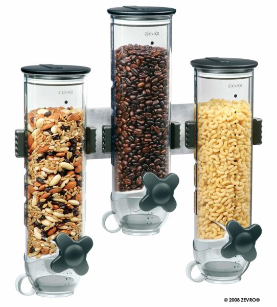 Zevro Dry-Food Dispenser