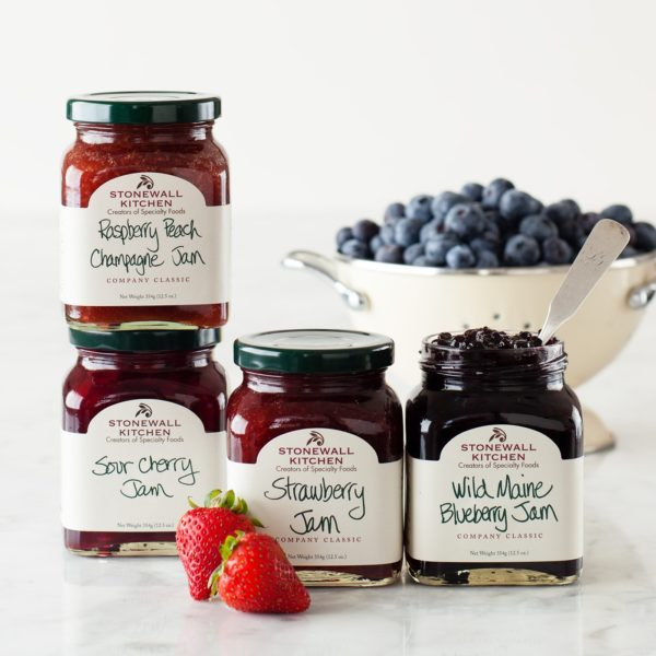 Jam Collection by Stonewall Kitchen