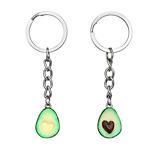 Meiligo Avocado Dangle Earrings