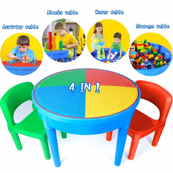 Activity Table by Exercise N Play