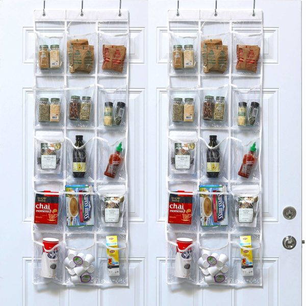 Over The Door Pantry Organizer by Simple Houseware