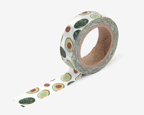 Avocado Washi Tape by Love My Tapes
