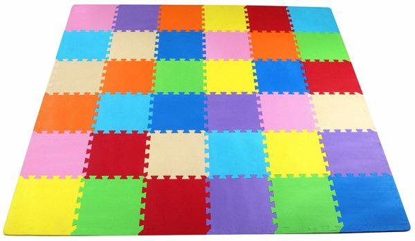 Tile Puzzle Mat