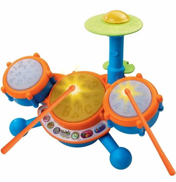 VTech KidiBeats Kids Drum Set