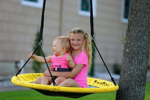 "Royal Oak Giant 40"" Flying Saucer Tree Swing"