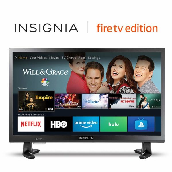 Insignia 32-inch 720p HD Smart LED TV- Fire TV Edition