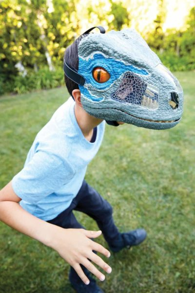 Jurassic World Chomp 'n Roar Mask