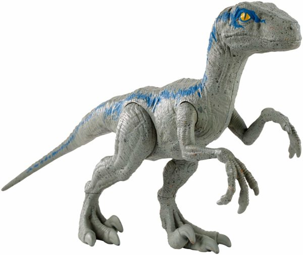 Mattel Jurassic World Basic Dino Blue